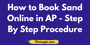 How to Book Sand Online in AP - Step By Step Procedure